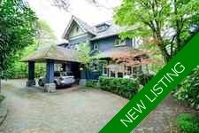 Shaughnessy House for sale:  8 bedroom 12,859 sq.ft. (Listed 2020-01-02)